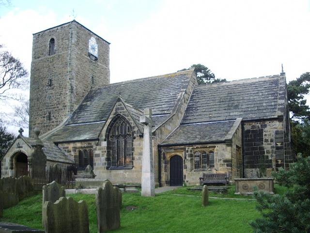 The Parish Church of St Oswald, Leathley