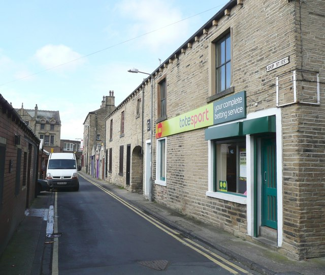 1 to 5 Ship Street, Brighouse