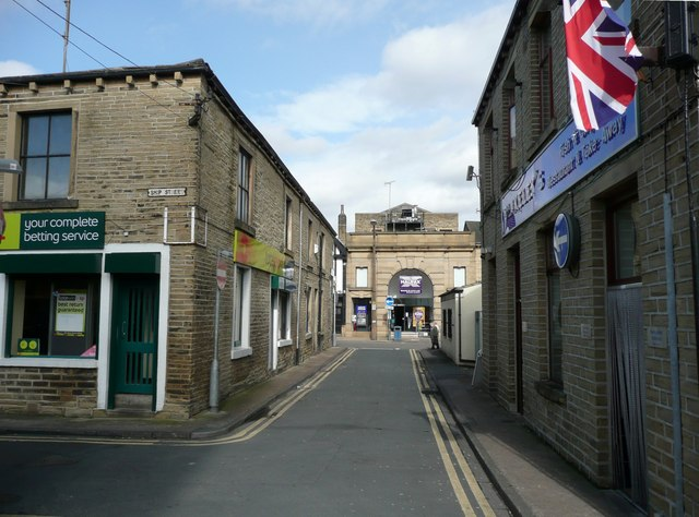 Canal Street, Brighouse