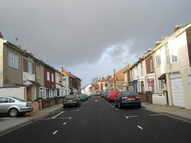 Grange Road, North End