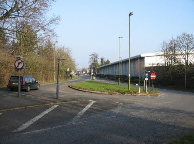 Pack Lane & side of Homebase