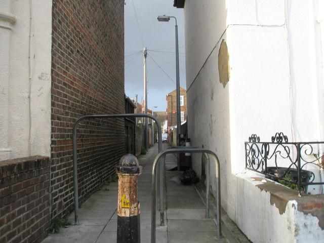 Pitcroft Lane