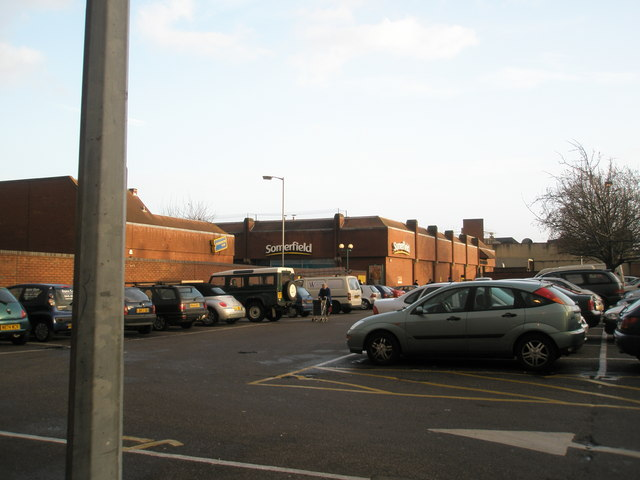 Somerfield Car Park, North End