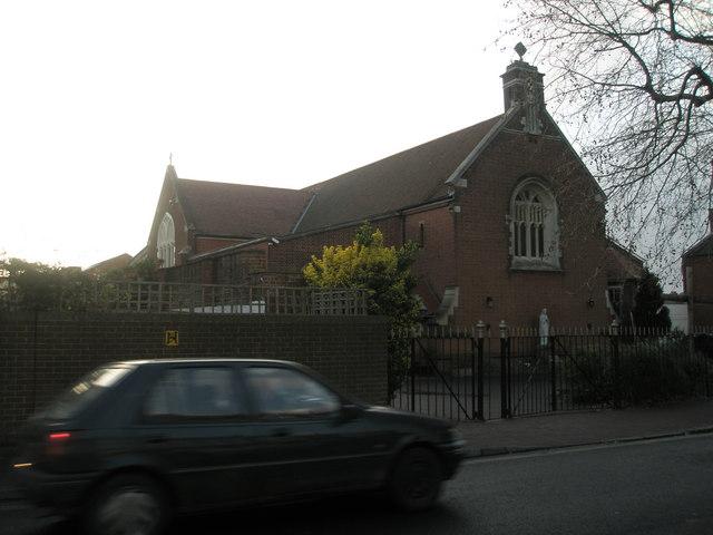 Corpus Christi RC Church, Gladys Avenue