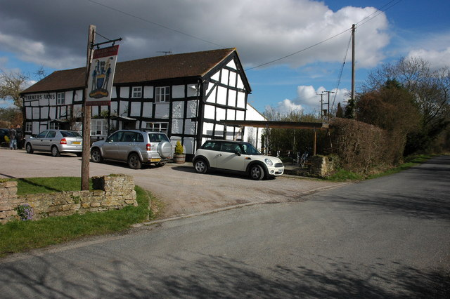 The Farmers Arms at Birtsmorton