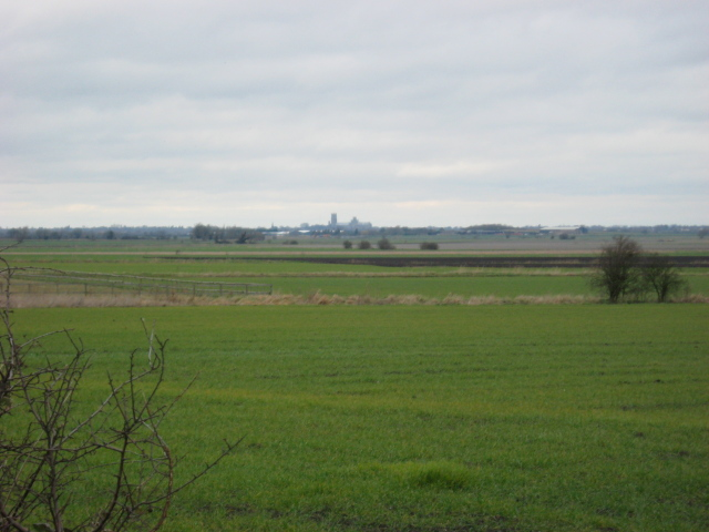 Fens and Ely Cathedral