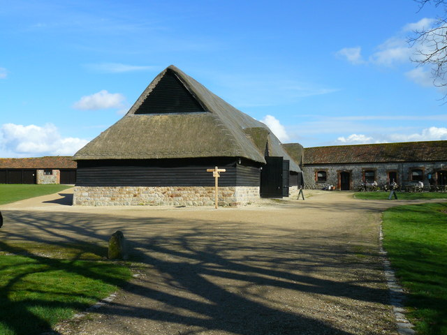 Avebury - Tithe Barn