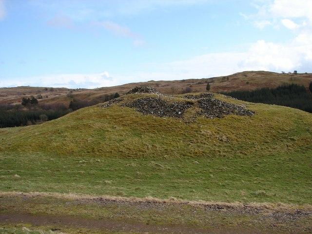 Glenswinton, Cairn Hill