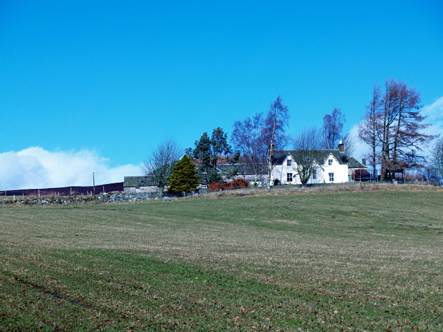 Farm, Brae of Pitcastle
