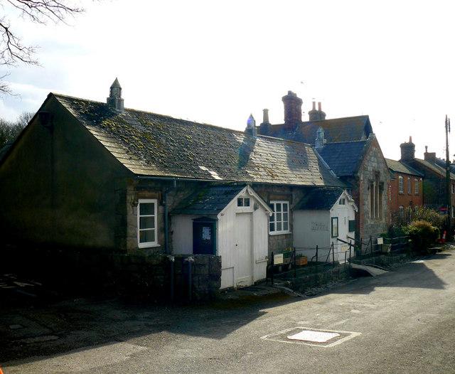 Avebury - The Old School House