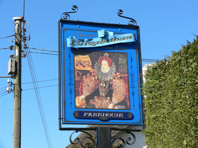Elizabethan Inn at Luton in Devon