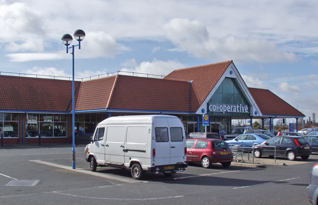 Co-operative store near Hedon
