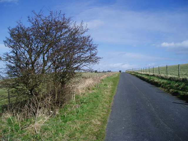 Access road to Truleigh Hill