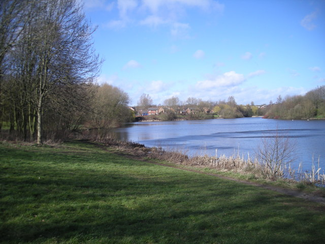 Holmer Lake, Brookside