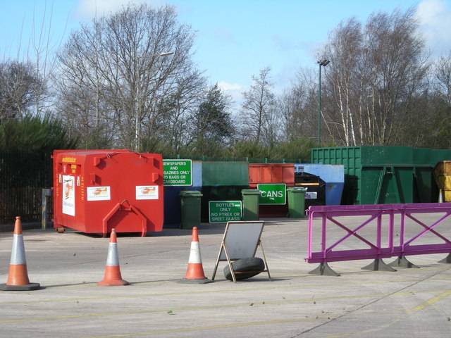 Halesfield Recycling Depot