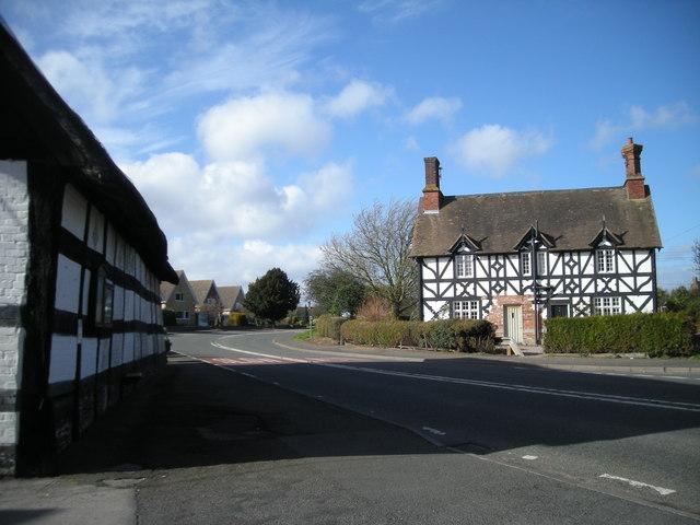 A442 through Norton