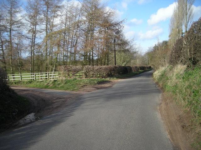 Turn left for Roughton