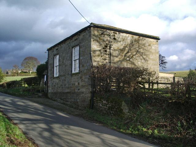 Leathley Little Chapel