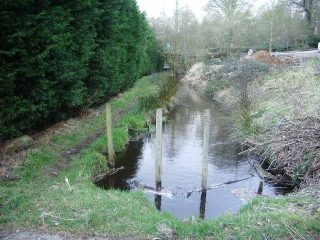 Mill Race near Lindley Bridge