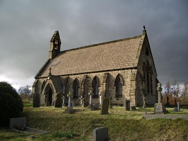 All Saints Church, Farnley