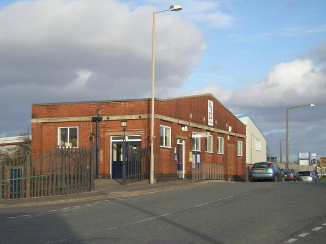 To think, I used this station almost daily for 30 years - Rowley Regis