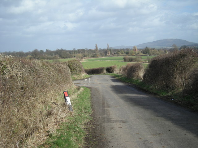 Lane to Atcham