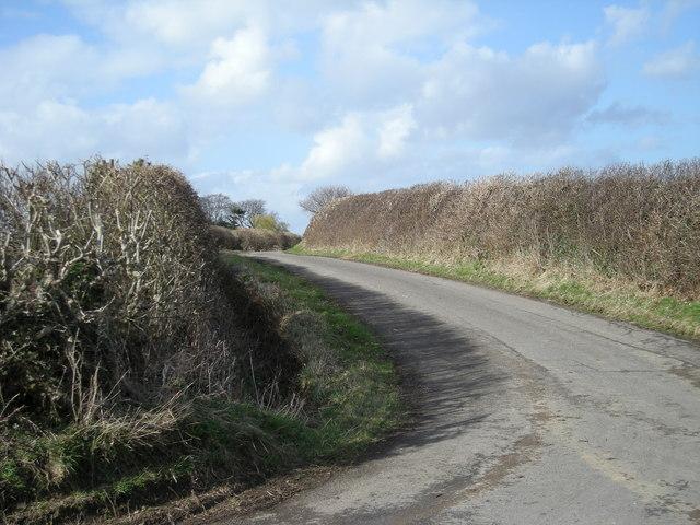 Lane to Chilton