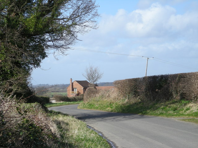Along the lane to Wroxeter