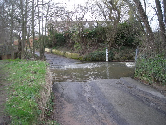 Cound Brook Ford