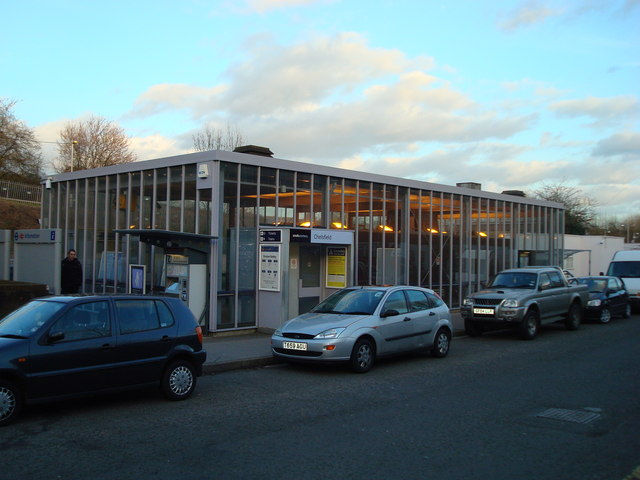Chelsfield Station