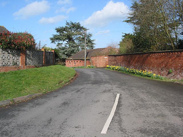 Lumber Lane, Lugwardine