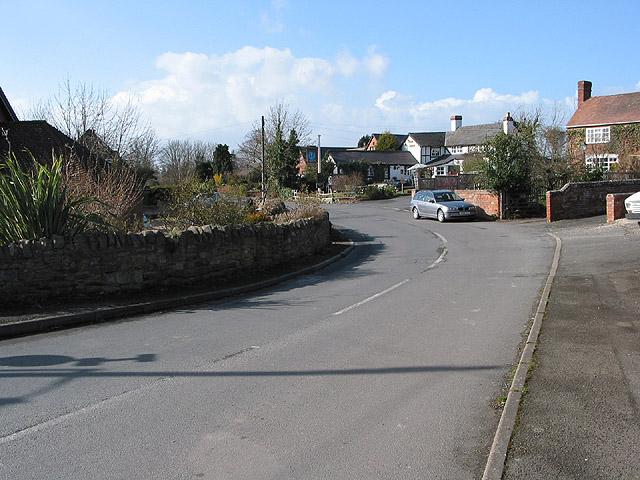Cotts Lane, Lugwardine