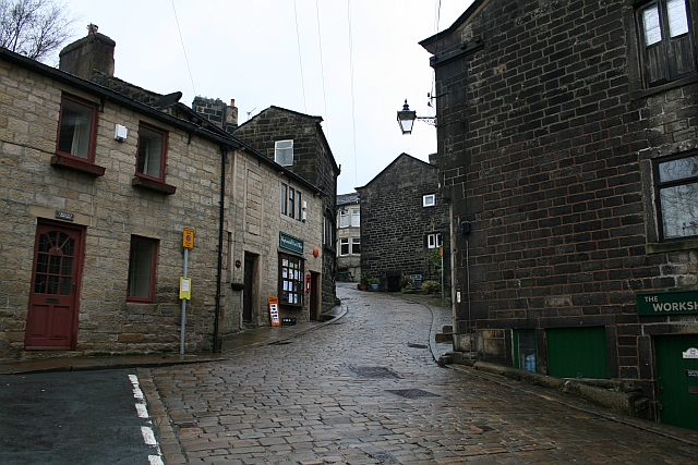 Towngate, Heptonstall (3)