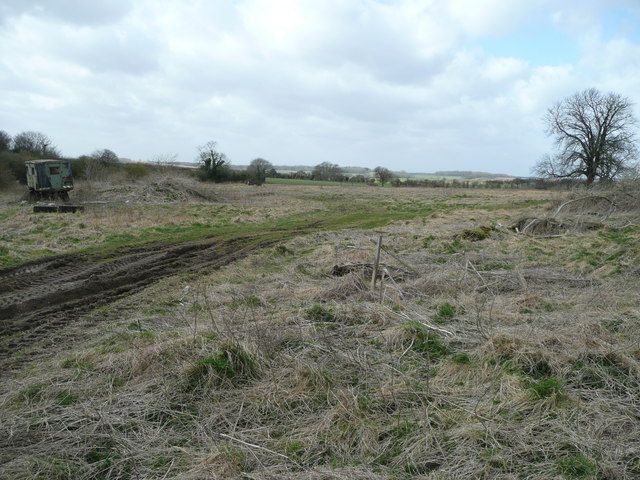 Waste ground north of Sotby