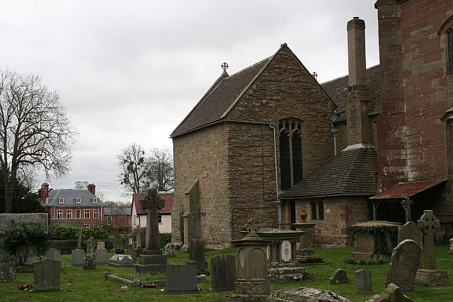Kyrle Chapel, Much Marcle Church