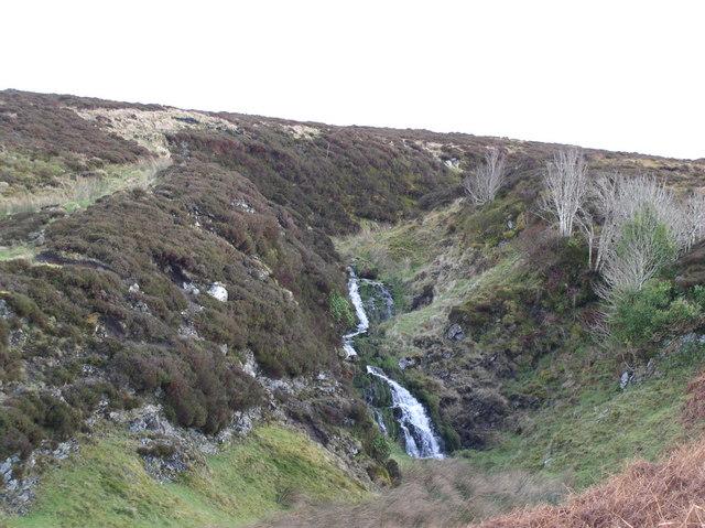 Waterfall Altimean Glen