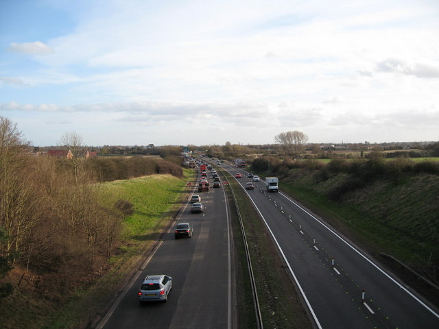 A46 Southbound