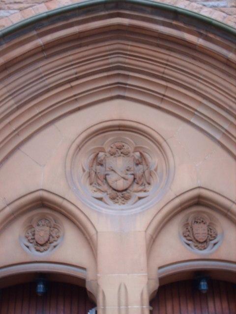 St Francis Centre entrance