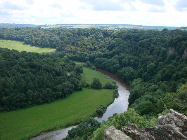 River Wye Symonds Yat