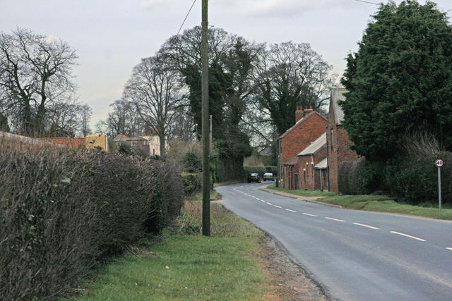Westfield Road and Stackyard Farm