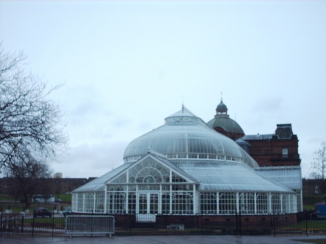Peoples Palace Winter Gardens