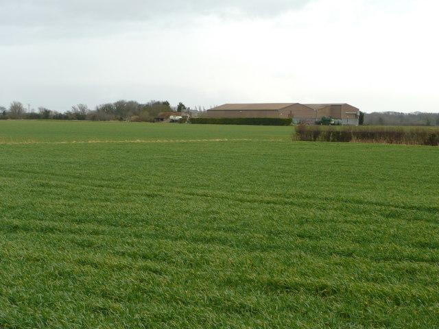 Breach Farm, Burwell