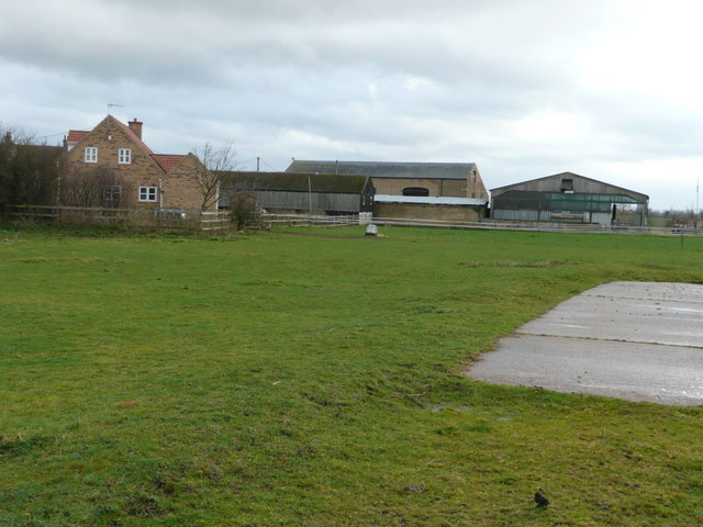 Spinney Abbey Farm