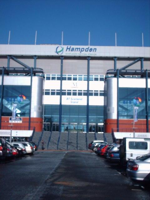 Hampden Stadium