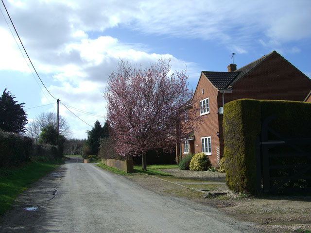 Main Street, Keevil