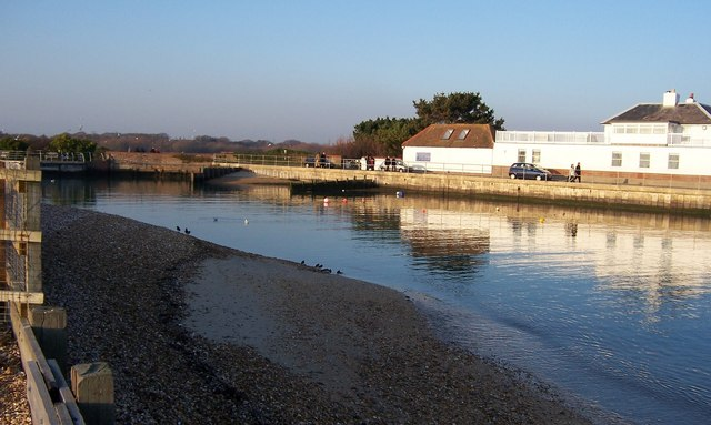 River Mouth-Tichfield Haven