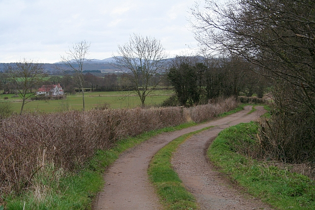Lane to Ryemeadows