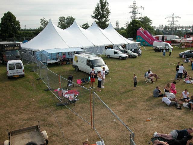 Wellhead Field 2006