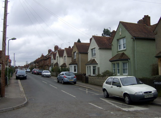 Fairacres Road, East Oxford