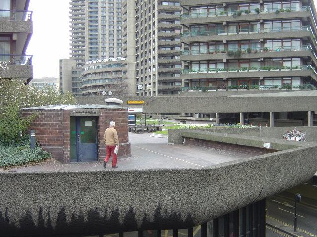 Barbican Highwalk